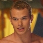 George Evans played by Kellan Lutz