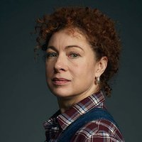 Sarah Bishop played by Alex Kingston