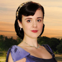 Olivia Bligh played by Arianwen Parkes-Lockwood