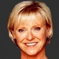 Sue Barker - Presenter played by Sue Barker