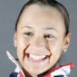 Jessica Ennis played by Jessica Ennis