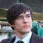DC.Robert Presley played by Blake Ritson