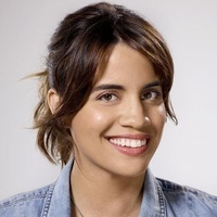 Abby played by Natalie Morales