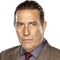DCI Langton played by Ciarán Hinds