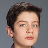 Flynn Jackson played by Patrick McAuley