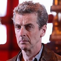 Frank Ryland played by Peter Capaldi