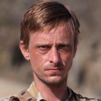 Lance Corp. Alan Buckley played by Mackenzie Crook