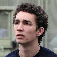 Stephen Cartwright played by Robert Sheehan