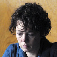 Sue Brown played by Olivia Colman