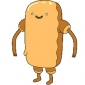 Eclair Boy Adventure Time with Finn and Jake