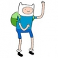 Finn Adventure Time with Finn and Jake