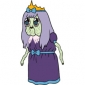 Old Lady Princess Adventure Time with Finn and Jake