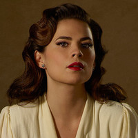 Peggy Carter played by Hayley Atwell Image