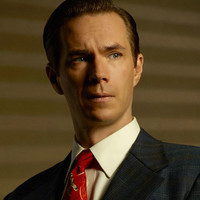 Edwin Jarvis played by James D'Arcy Image