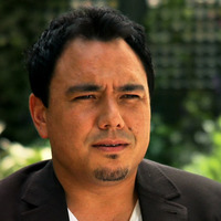 Sam Pang played by Sam Pang