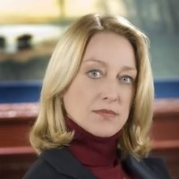 Dr. Judy Barnett played by Patricia Wettig