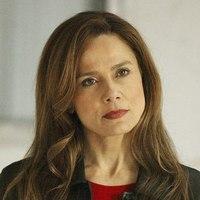 Irina Derevko played by Lena Olin