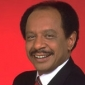 George Jefferson played by Sherman Hemsley