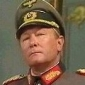General Erich von Klinkerhoffen played by Hilary Minster