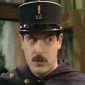 Officer Crabtree played by Arthur Bostrom