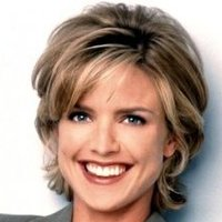 Georgia Thomas played by Courtney Thorne-Smith