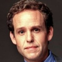 John Cage played by Peter MacNicol