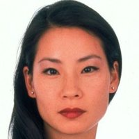 Ling Woo played by Lucy Liu