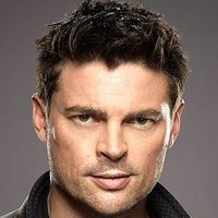 John Kennex played by Karl Urban