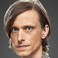 Rudy Lom played by Mackenzie Crook