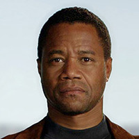 O.J. Simpson played by Cuba Gooding Jr.