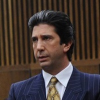 Robert Kardashian played by David Schwimmer