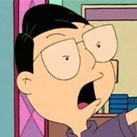 Toshi American Dad!