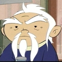 Jake's Grandfather American Dragon: Jake Long