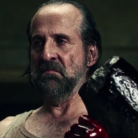 Czernobog played by Peter Stormare