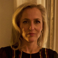 Media played by Gillian Anderson