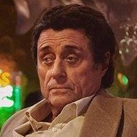 Mr. Wednesday played by Ian McShane