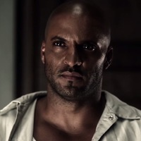 Shadow Moon played by Ricky Whittle