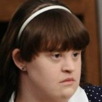 Adelaide Langdon played by Jamie Brewer
