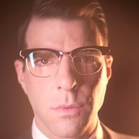 Dr.Oliver Thredson played by Zachary Quinto