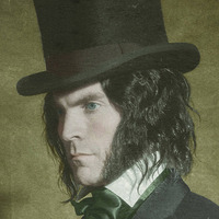Edward Mordrake played by Wes Bentley