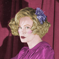 Elsa Mars played by Jessica Lange