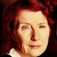 Moira O'Hara played by Frances Conroy