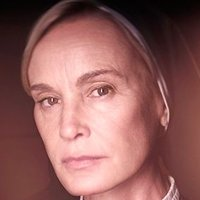 Sister Jude played by Jessica Lange