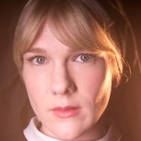 Sister Mary Eunice played by Lily Rabe