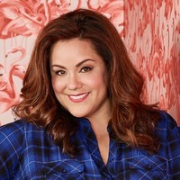 Katie Otto played by Katy Mixon
