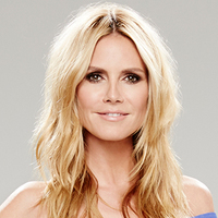 Heidi Klum played by Heidi Klum