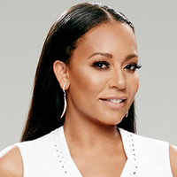 Mel Bplayed by Melanie Brown
