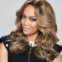 Tyra Banks - Host played by Tyra Banks