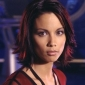 Andromeda 'Rommie'played by Lexa Doig