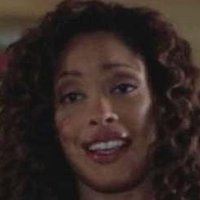 Jasmine played by Gina Torres